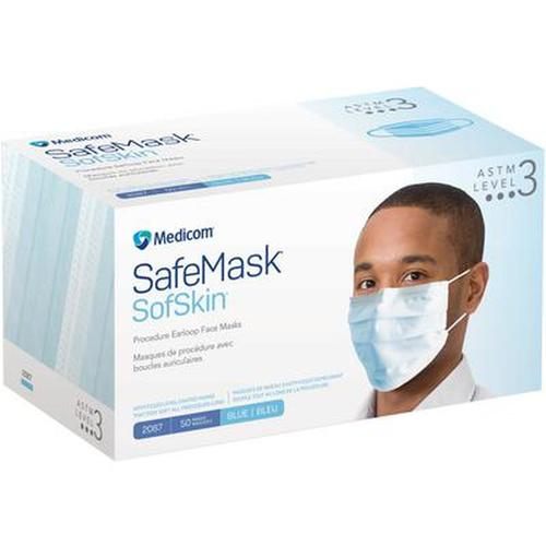 Sofskin Surgical Face Mask