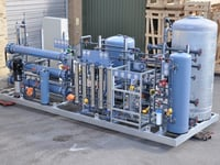 Water Treatment Plants and RO Plants