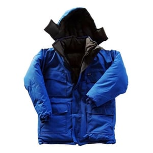 Blue Colored Winter Jackets