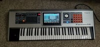 Original Roland Fantom G6 Music Workstation Keyboard Synthesize