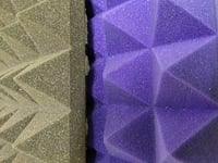 Soundproofing Pyramid Acoustic Foam