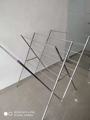 Stainless Steel Cloth Dry Stand