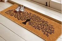 Tree Design Door Mat