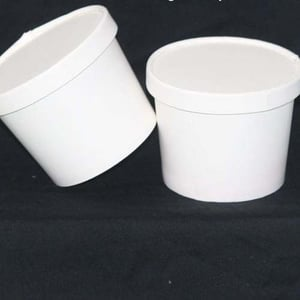 Disposable Paper Food Containers