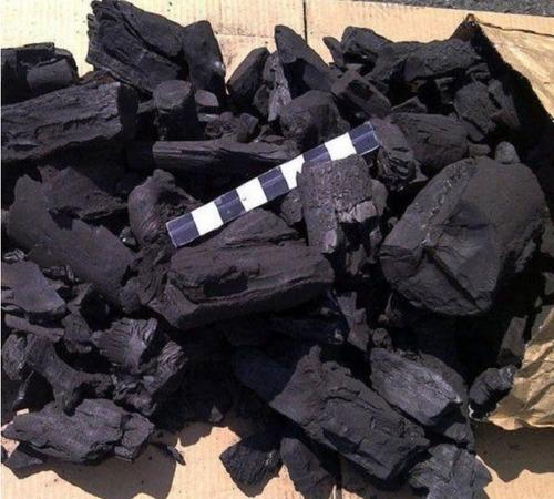 Natural Black Hardwood Charcoal
