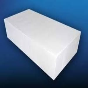 White Thermocol Slab For Packaging