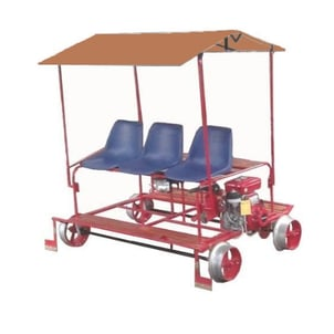 Battery Operated Motor Trolley
