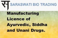 Manufacturing Licencing For Ayurvedic Medicine