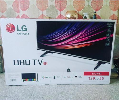 Brand New 55 Inch 4K LED Smart TV (LG)