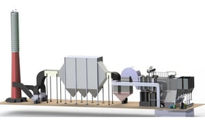 Fully Automatic Boiler Machine