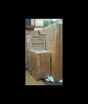 Cargo Packer and Mover