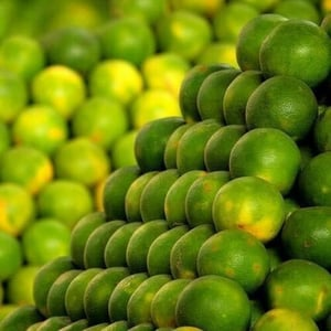 Healthy and Natural Fresh Sweet Lime
