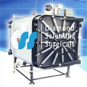 Easily Operate Electric Horizontal Autoclave