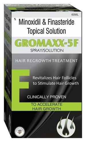 Minoxidil And Finasteride Topical Solution