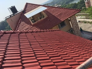 Eco Friendly Roofing Tile