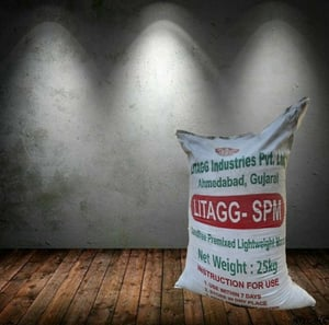 Dry-mix Sand Free lightweight screed mortar