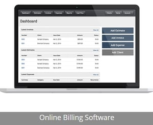 Customized Online Billing Software
