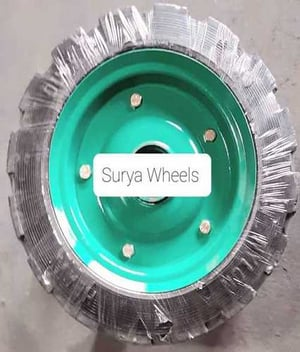 14x3 Solid Rubber Wheel