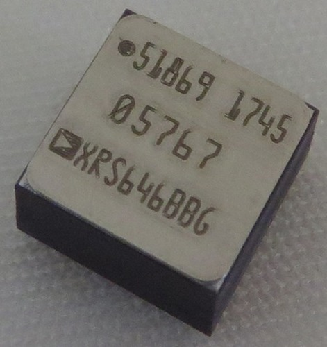 Low Noise Vibration Rejecting Yaw Rate Gyroscope Transistor