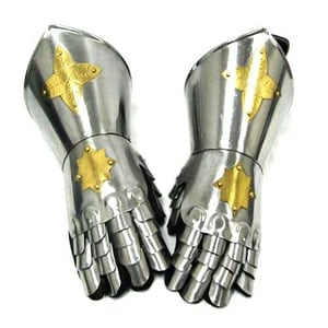 Armour Gauntlet For Personal Safety