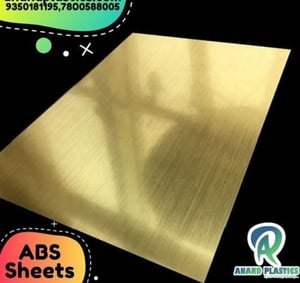 Impact Resistance ABS Sheets