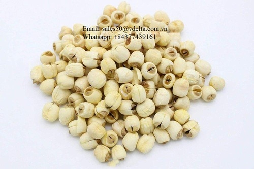 100% Natural Dried Lotus Seeds