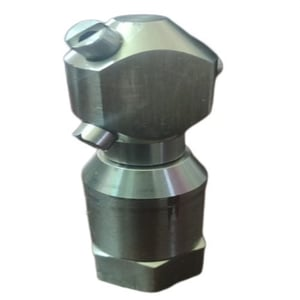 Flat Fan Rotary Tank Cleaning Nozzle