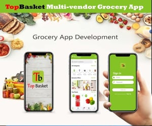Grocery App Developement Services