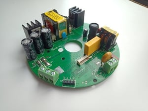 BLDC Ceiling Fan Controller and Driver
