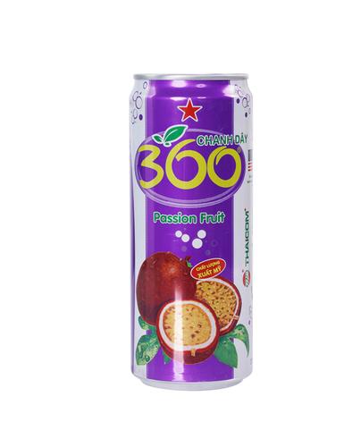 Passion Fruit Juice 360