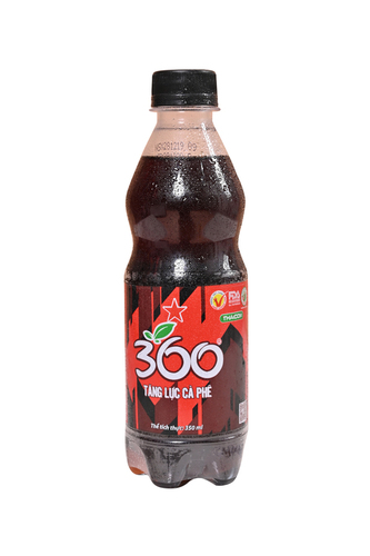 360 Energy Drinks With Coffee Flavour