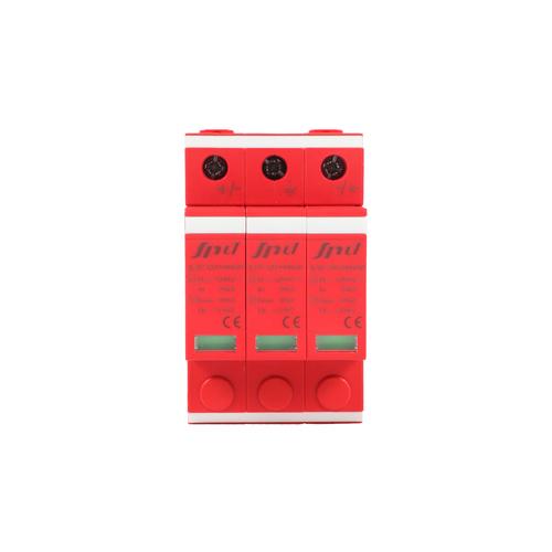 1000V 3 Poles 40ka Spd Surge Protection Device