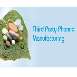 Third Party Pharma Manufacturing Service