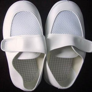 Antistatic White Shoes