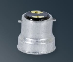 B22 Cap With Wire