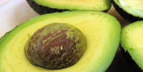 Whole Frozen Avocado