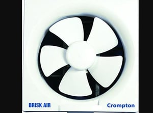 Crompton 9 Inches Electric Ventilation Fan