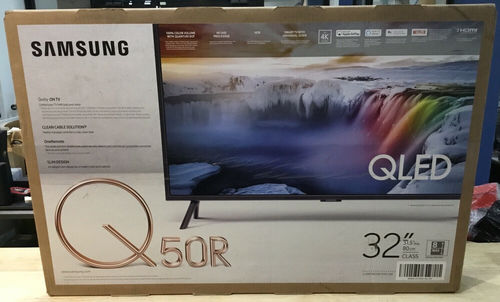 Brand New Original Q50R-QN32Q50RAF 32 QLED 4K Smart Series TV (Samsung)