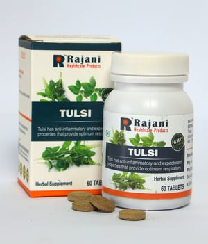 Natural Tulsi Extract Tablets