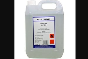 Liquid Acetone Cleaning Chemical