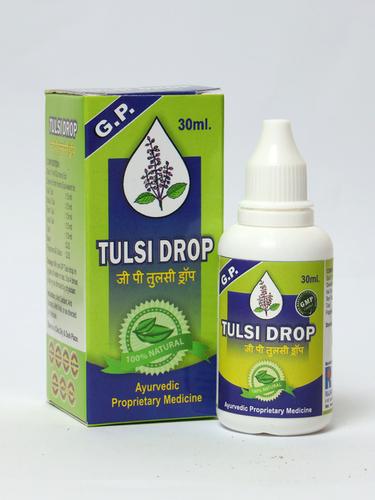 100% Natural Tulsi Drop