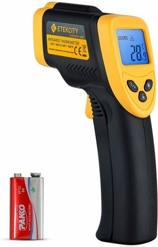 Non-Contact Digital Laser Infrared Thermometers (Etekcity Lasergrip)