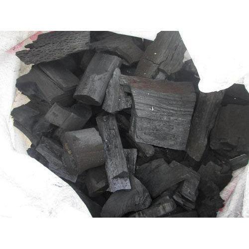 Black Barbecue Wood Charcoal