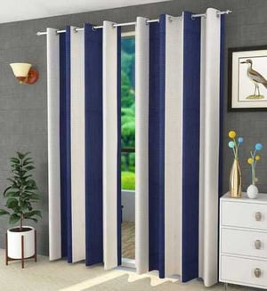 Door Curtains with Impeccable Finish