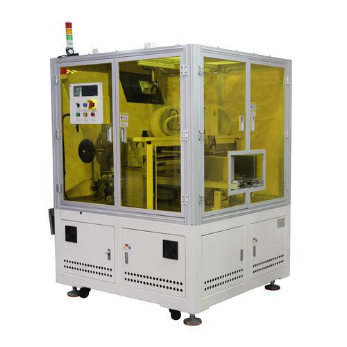 High Speed Double Head Film Laminating Machine