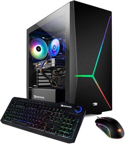 iBUYPOWER Gaming PC Computer Desktop 1000iV2