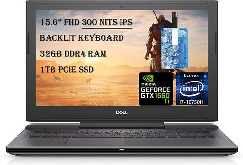 2020 Powerful G5 15.6 Inch FHD Gaming Laptop Computer (Dell)