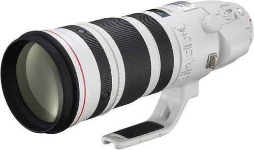 Canon EF 200-400mm f/4L IS USM Extender 1.4x Camera Lens