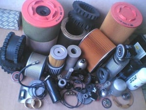 Finely Finished Screw Compressor Spares