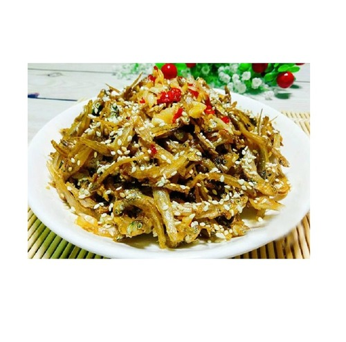 Dried Fish Anchovy For Making Food